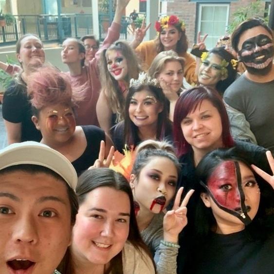加拿大溫哥華遊學 - Han Lee 心得經驗分享 - BMC 彩妝學校